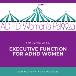 Executive Function for ADHD Women