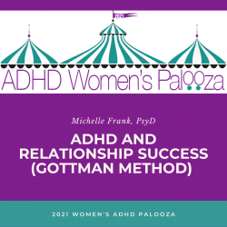 ADHD and Relationship Success (Gottman Method)