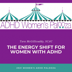 The Energy Shift for Women with ADHD