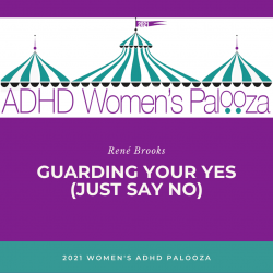 Guarding Your Yes (Just Say NO)
